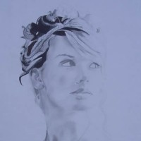 Taylor Swift Portrait - Jamie Sexton - Selsey, West Sussex Artist