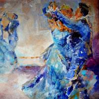 Swirling (Ballroom Dancing