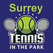 Website developer - Surrey Tennis in the Park