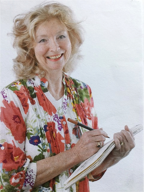 Wendy Jelbert - Professional Artist, Art Tutor and Author