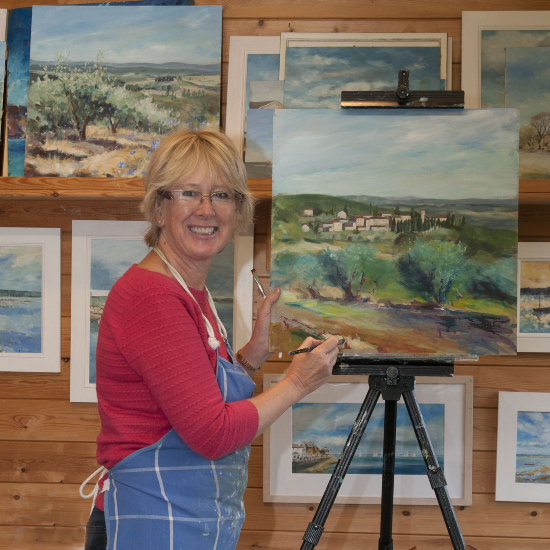 Becky Samuelson Isle of Wight Artist