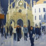 Chichester Cross West Sussex – Hayling Island Hampshire Artist Mike Johnson