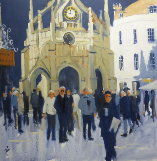 Chichester Cross West Sussex - Hayling Island Artist Mike Johnson