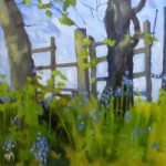 Ebbor Gorge Somerset – Hampshire Artist and Chichester Art Society member Mike Johnson