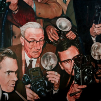 Photographers – Shutterbugs – Hampshire Art Gallery – Lymington Artist William Rochfort