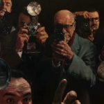 Paparazzi Photographers – William Rochfort – Fine Art Oil Paintings and Limited Edition Prints