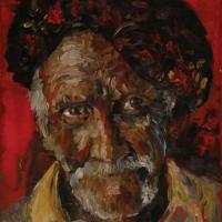 Hampshire Portrait Artist William Rochfort – Man in Turban