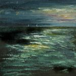 Sailing – New Forest Artist Jean Baylis – A Broad Reach Home