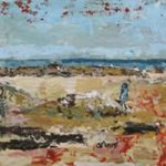 St Helens Beach Bembridge – Isle of Wight Art Gallery – Rockpools