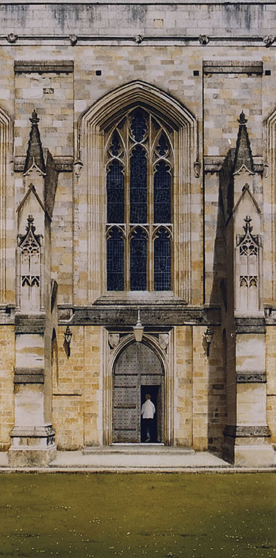 Winchester Cathedral Painting - Hampshire Art Gallery