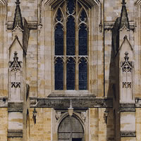 Winchester Cathedral Painting - Hampshire Gallery - Fine Art Prints