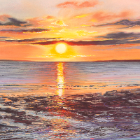 Pastel Art Commissions – Hampshire England Coastal Artist Jennifer Thorpe