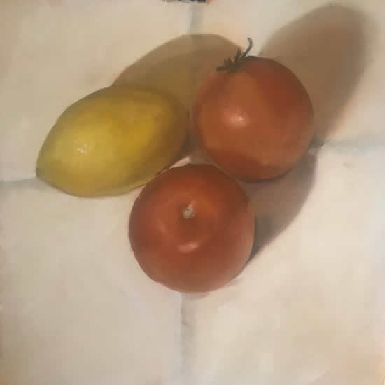 Helen Thair - Petersfield Arts and Crafts Society - East Harting Sussex Artist